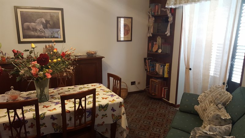 Gracy's place, holiday rental in Monreale
