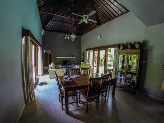 Deluxe 3 bedroom villa, Sanur, holiday rental in Sanur