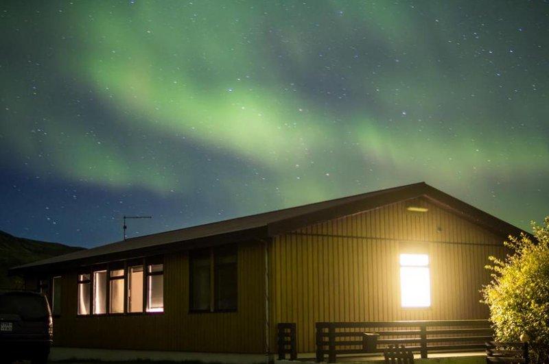 Mið-Mörk Holiday home, vacation rental in Heimaey Island
