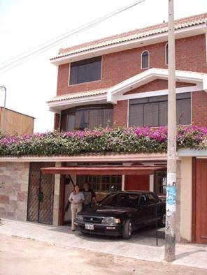 Frente da propriedade La Casita T