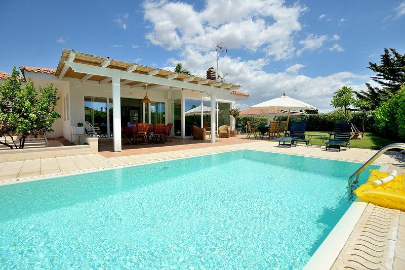 Villa a Marina di Ragusa, location de vacances à Marina di Ragusa