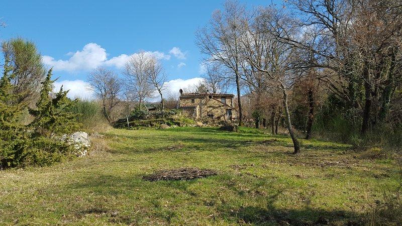 Casa Viola Traumhaftes Rustico in alleinlage, vacation rental in Catabbio