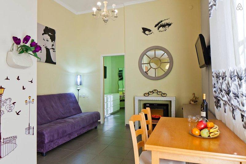 Natali's home, location de vacances à Jaffa
