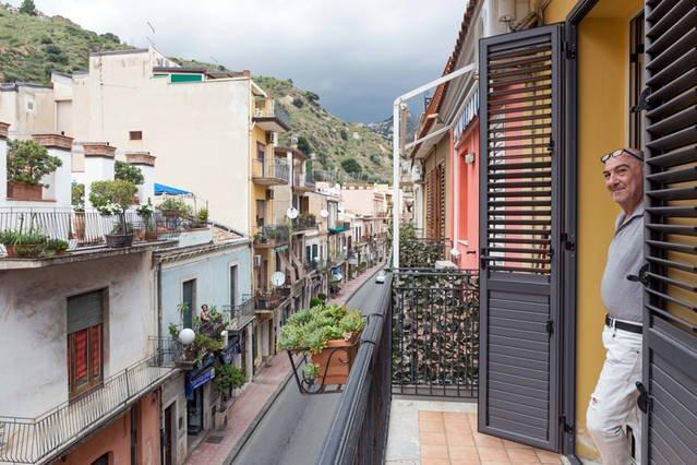 appartamento con balcone Lina House, casa vacanza a Giardini Naxos
