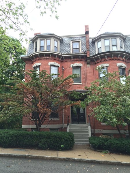 Historic Brownstone, vacation rental in Boston
