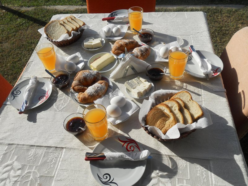 desayuno gratis