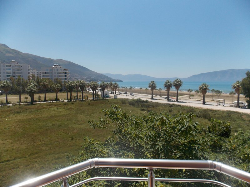 Apartament with Sea View , Hotel Onorato, holiday rental in Vlore