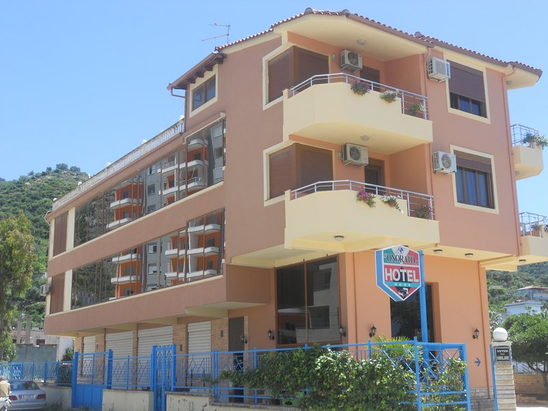 50 m form the beach - Hotel Onorato, holiday rental in Vlore
