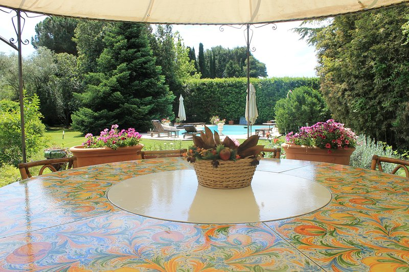 La Gaura Country House - Suite La Bouganville, Ferienwohnung in Castel Romano