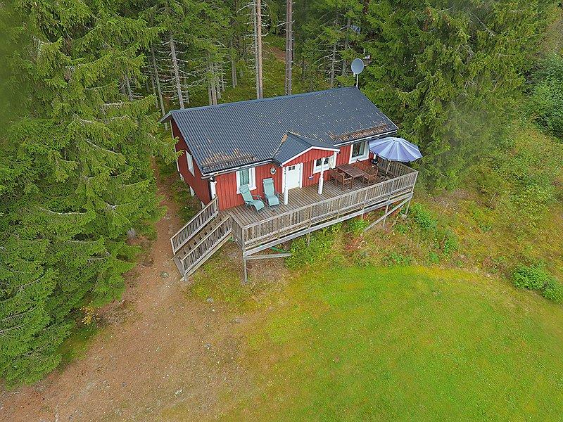Haus Dypen - absolute Ruhe direkt in der Natur, alquiler vacacional en Varmland County