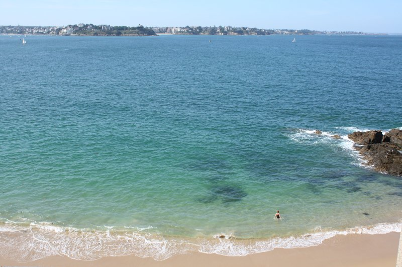 Een prachtig strand Bretagne
