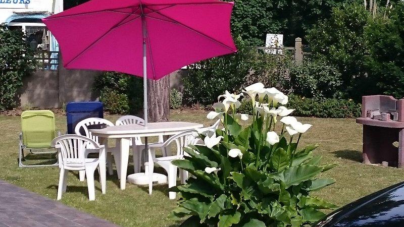 LES ARUMS, location de vacances à Camiers