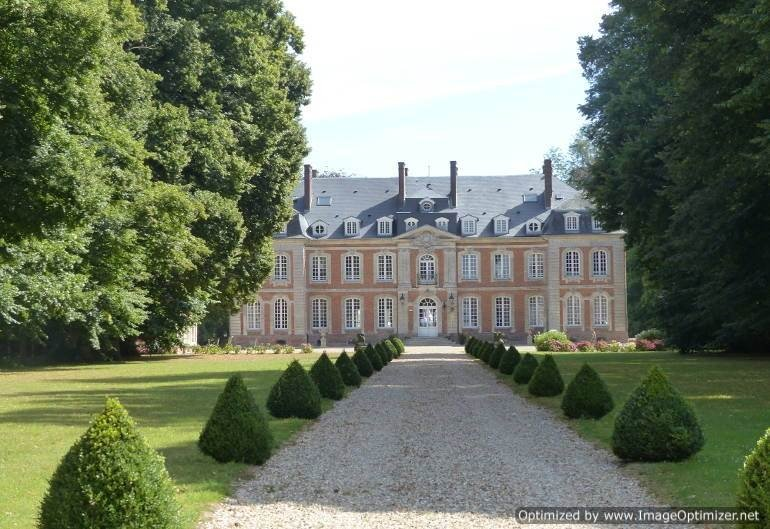 Chateau Normandie, holiday rental in Brionne