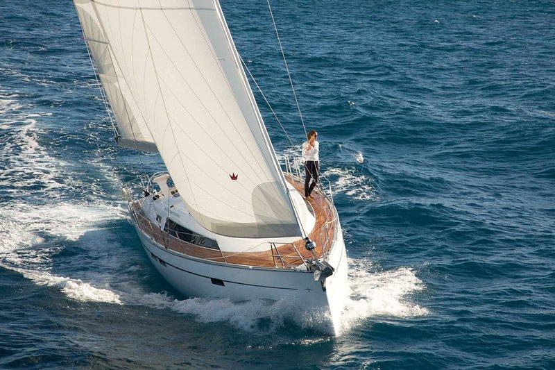 Bavaria Cruiser 46 for charter, holiday rental in Paleo Faliro