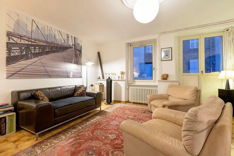 Salon du bas / Downstairs living room