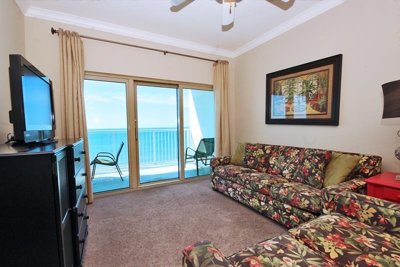 Gulf Facing Living Room