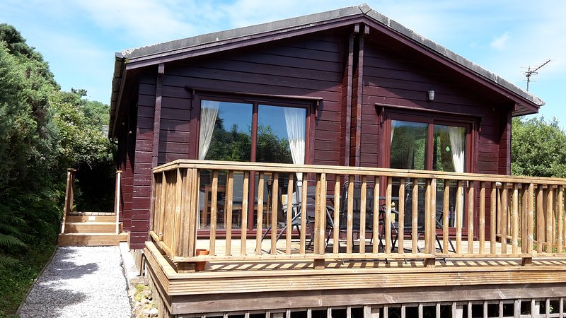Lodge 39 Hartland Forest Golf Club, vacation rental in Woolsery