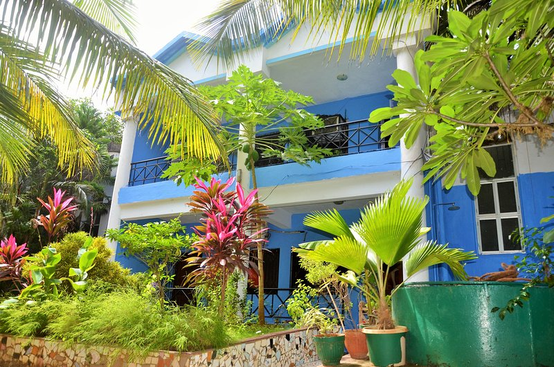 Casa Europa, Calangute - Home away from home with your own chef