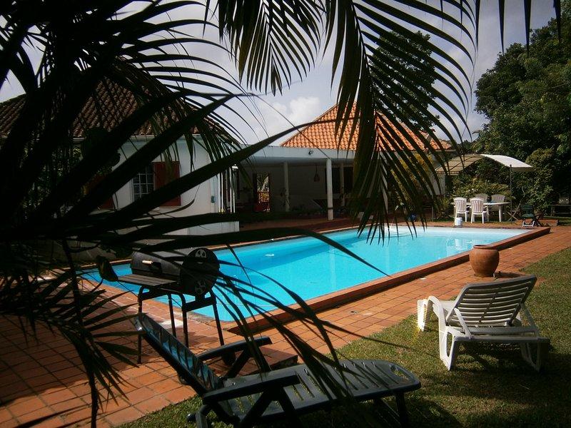 'J'ai fait un rêve' Chambres et tables d'hôtes, holiday rental in Saint-Joseph