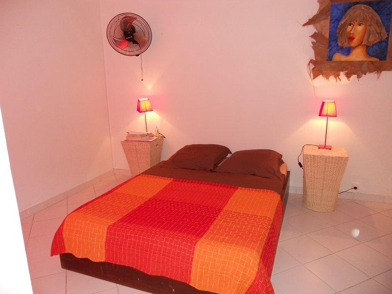 πορτοκαλί δωμάτιο
