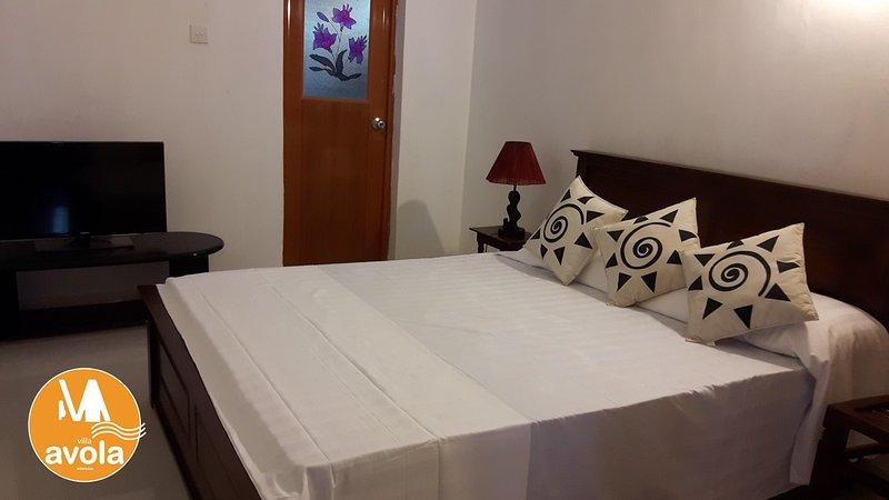 Cómodas habitaciones con cama