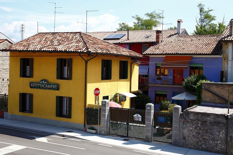 Affittacamere Residence Birilli , appartamento Udine ., location de vacances à Nimis
