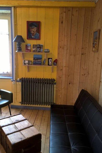 1 meublé cosy dans un ancien couvent, alquiler de vacaciones en Langoat