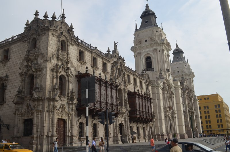 Die Lima Cathedral