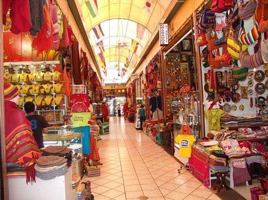Artisan Markt Miraflores