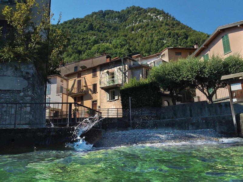 Felice sul Lago, alquiler vacacional en Colonno