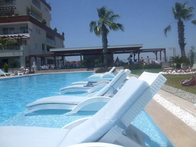 Babylon- luxury 2 bedroom apartment, holiday rental in Manavgat