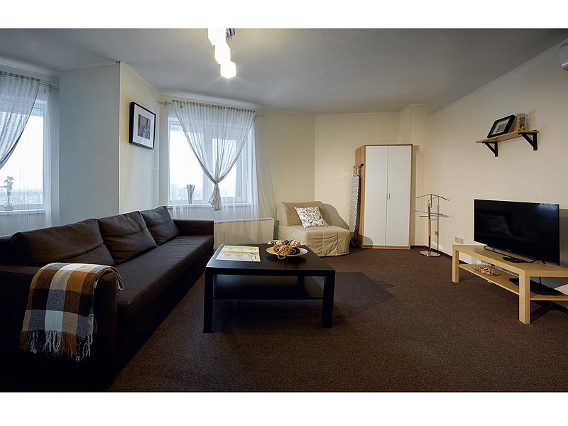 Studio Komfort with 2 rooms, vacation rental in Perm Krai
