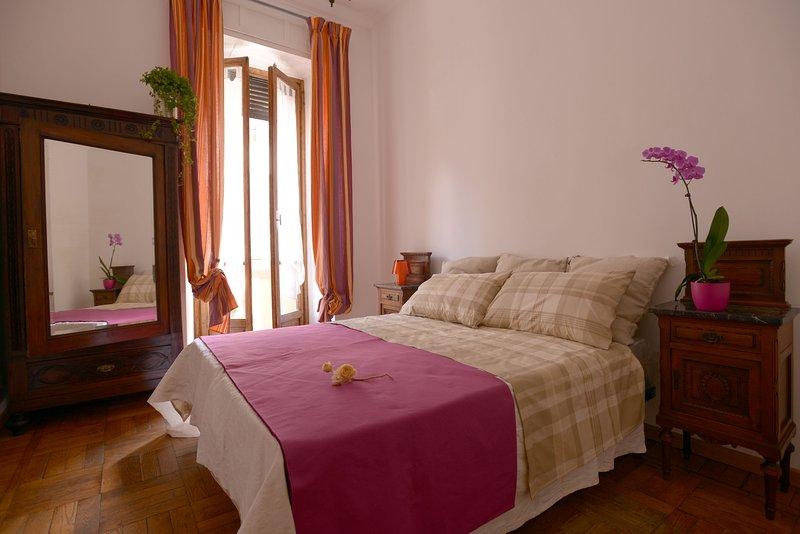 A tempo di Swing! Molto vicino a Piazza Vittorio, vacation rental in Gassino Torinese