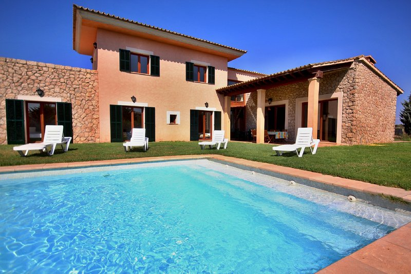 Villa Son Costa, vacation rental in Lloret de Vistalegre