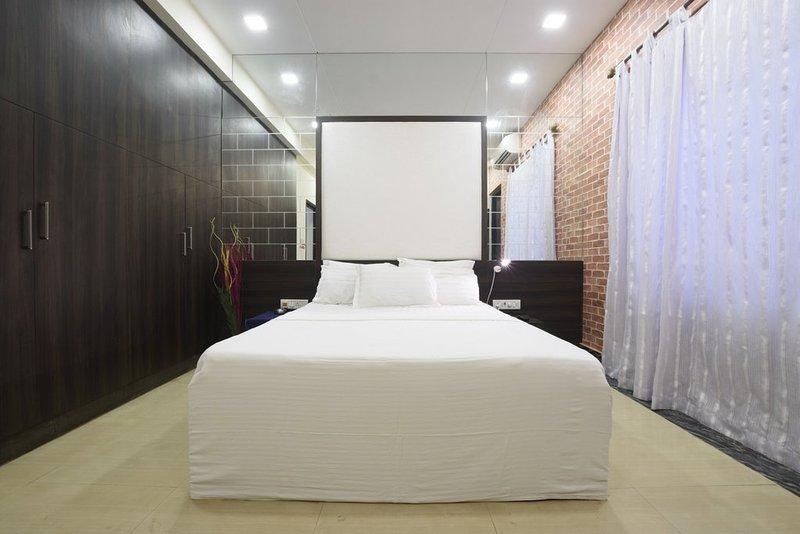 En-suites slaapkamer nr 1 op de begane grond