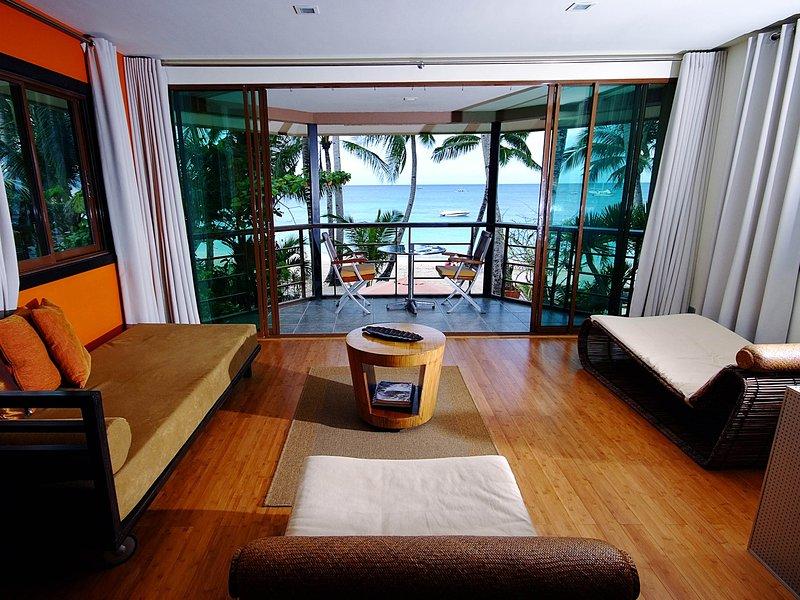 myRoom - Veranda room facing Boracay Beachfront, holiday rental in Pandan