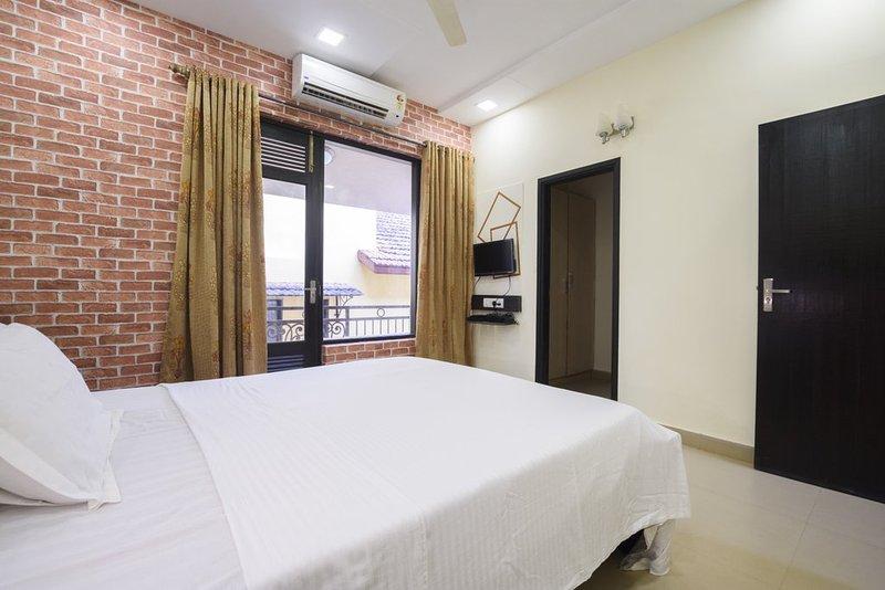 En-suites slaapkamer no 2 op de eerste verdieping