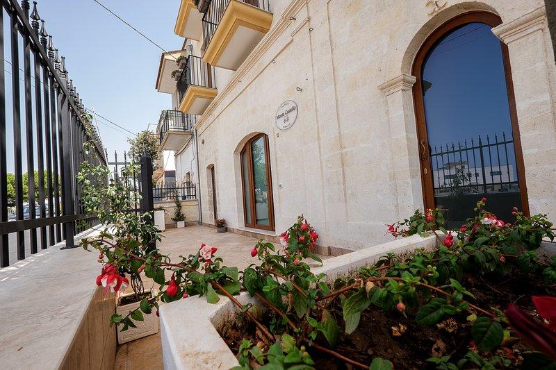 B&B Monte Castello, holiday rental in Villa Castelli