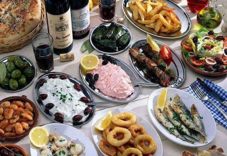 Local fish tavernas