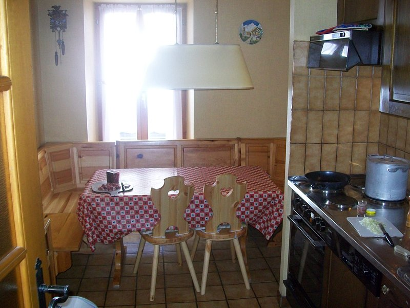 Petit Canada, holiday rental in Bovernier