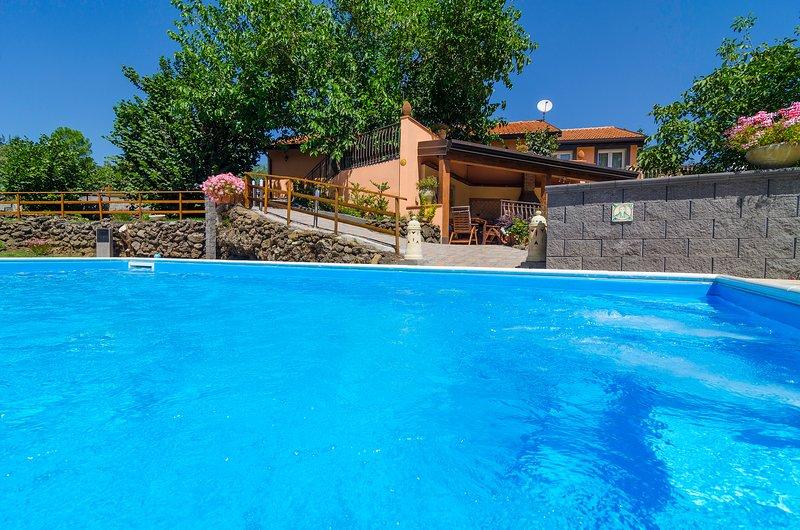 Villa del Gelso, vacation rental in Mascali