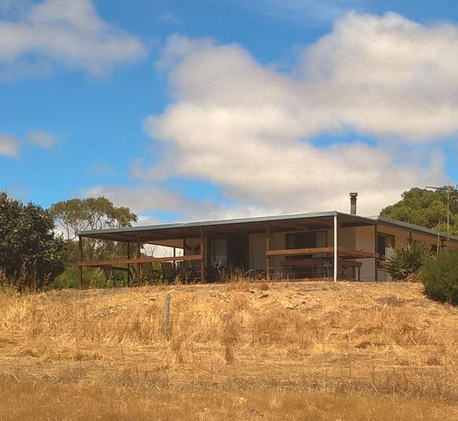 Stokes Bay House, vacation rental in Parndana