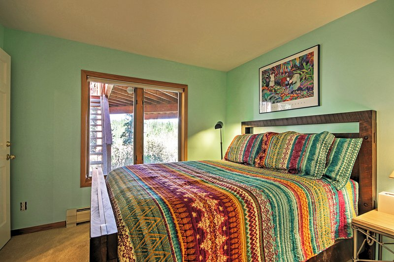 U bent verzekerd van de ideale berg retraite met deze Breckenridge huurhuis.