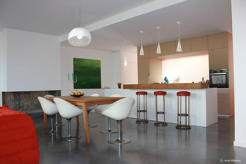 Maison 170 m2 avec jardin poche centre ville, vacation rental in Bruges