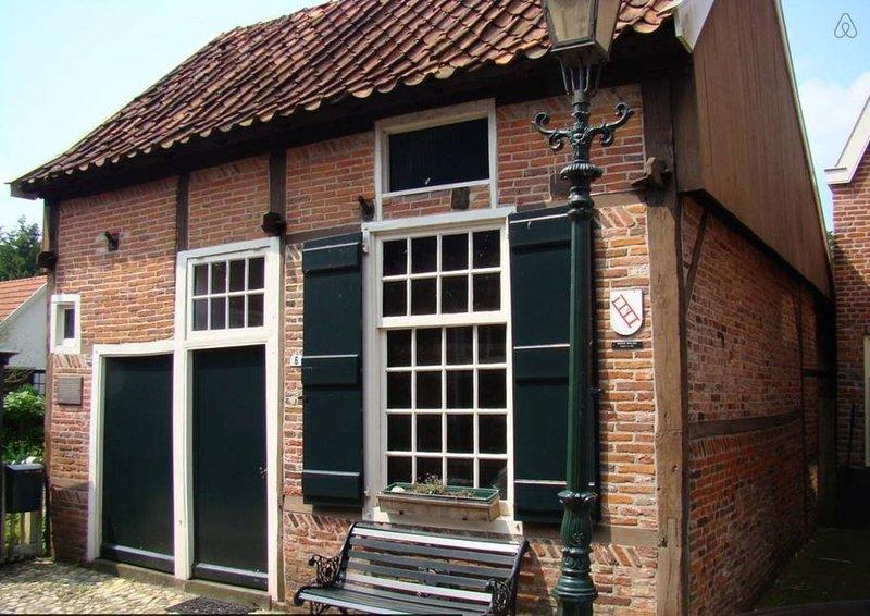 We wish you a warm welcome in 't Boerderejken // We wish you a warm welcome at' t Boerderejken