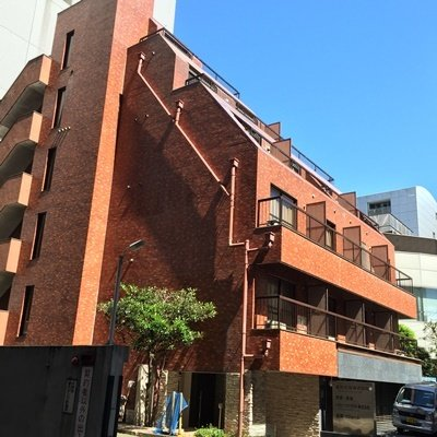 Monthly Apartment Tokyo 9 Type H [ 4th floor, 20sqm], holiday rental in Ginza