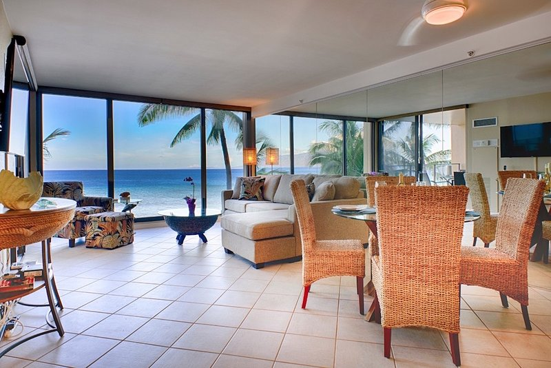 Maui Resort Als The Mahana 514 Elegantly Remodeled 5th Floor 1br W Stunn