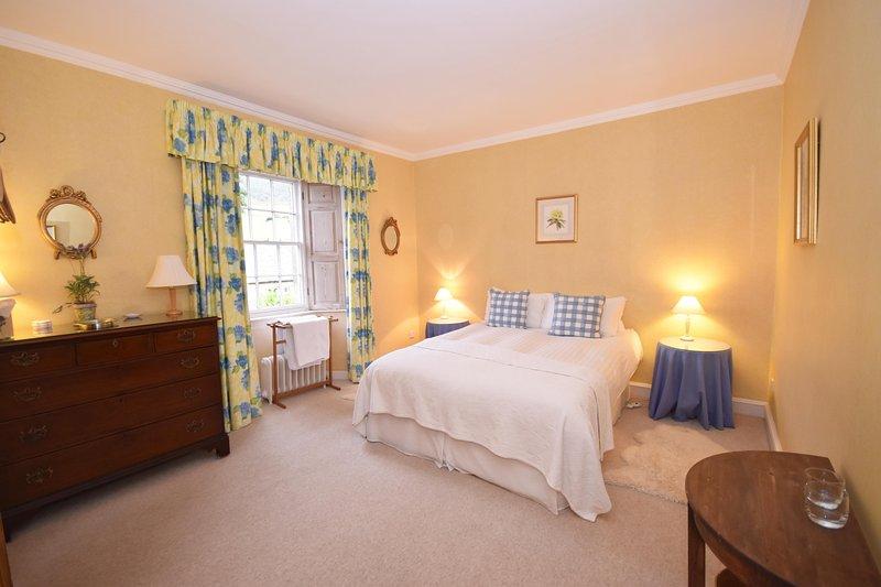 camera da letto di Diana .... decorato per lei.