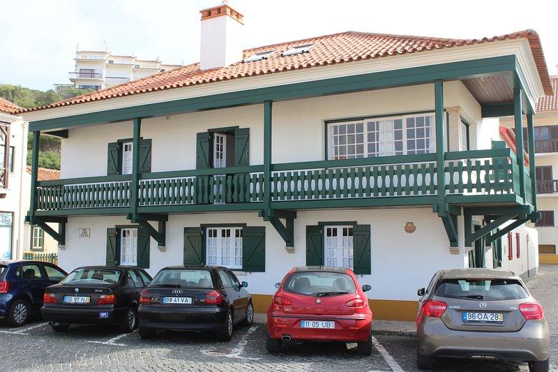 Casa do Mar - Façade