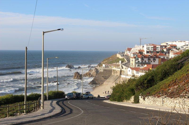 View of São Pedro de Moel
